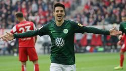 Josip Brekalo vom VfL Wolfsburg steht vor seinem Debüt für Kroatien