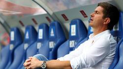 Ralf Becker ist der Sportdirektor des Hamburger SV
