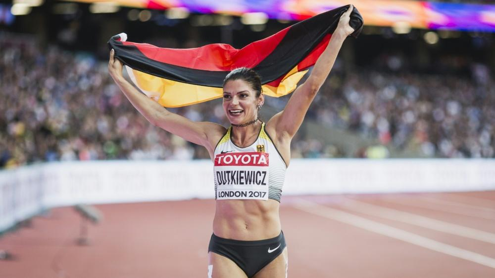 Pamela Dutkiewicz triumphiert in Leipzig