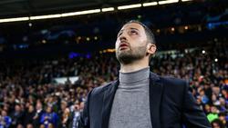 Für Domenico Tedesco wird die Luft beim FC Schalke 04 immer dünner