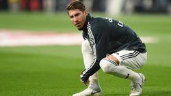 Sergio Ramos fällt wohl zwei bis drei Wochen aus