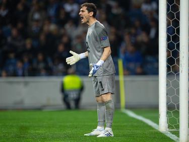 Casillas no sabe si podrá volver a ponerse bajo palos. (Foto: Getty)