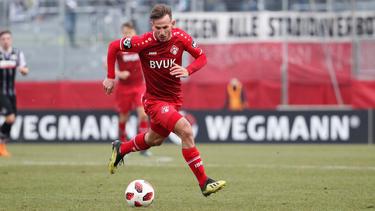 Simon Skarlatidis wechselt zum 1. FC Kaiserslautern
