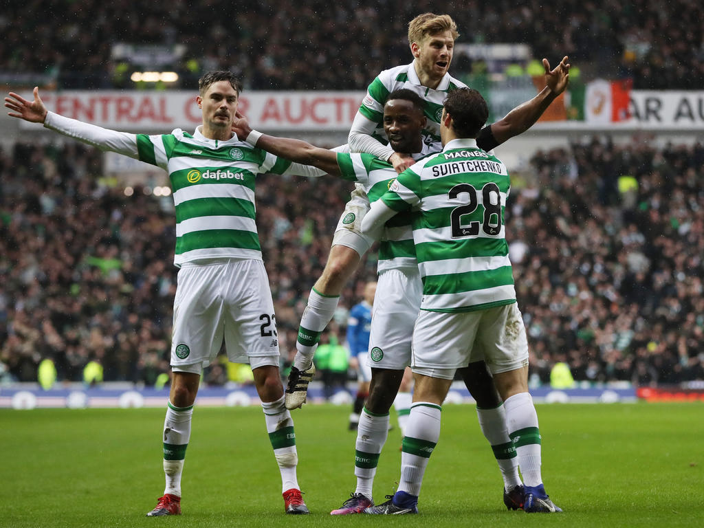 Celtic dominiert die schottische Liga nach Belieben