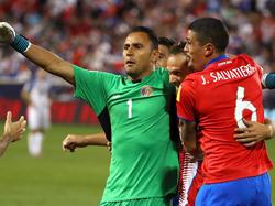 Costa Rica ve mucho más cerca su sueño de Rusia-2018. (Foto: Getty)
