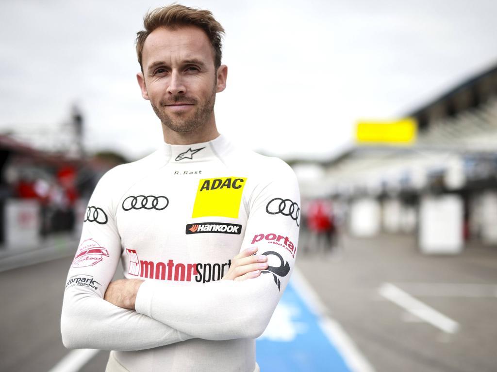 René Rast ist neuer DTM-Champion