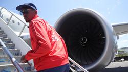 Jérôme Boateng ist in die Heimat geflogen
