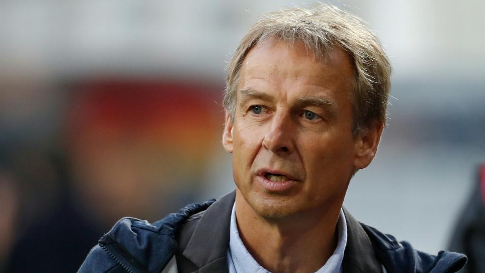 Jürgen Klinsmann wollte zuletzt kein Amt beim VfB Stuttgart übernehmen
