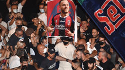 Marko Arnautovic verlässt Shanghai in Richtung Bologna