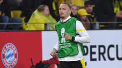 Marius Wolf hat beim BVB wohl keine Zukunft