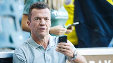 Lothar Matthäus hat die BVB-Niederlage analysiert
