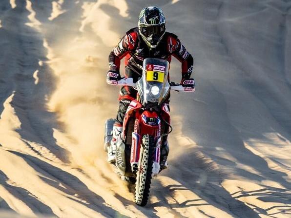 Ricky Brabec beendet die erste Dakar-Woche mit 21 Minuten Vorsprung