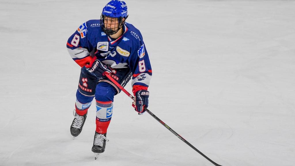 Wie schlägt sich Tim Stützle in der NHL?
