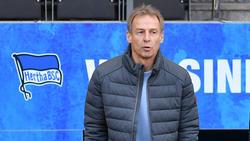 Bei Hertha BSC ist das Kapitel Jürgen Klinsmann noch nicht geschlossen