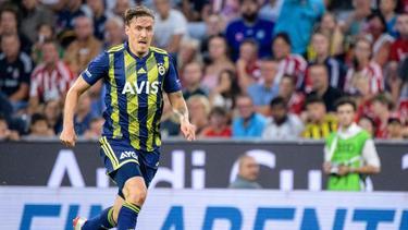 Max Kruse hat sich im Spiel seines Klubs Fenerbahce gegen Denizlispor verletzt