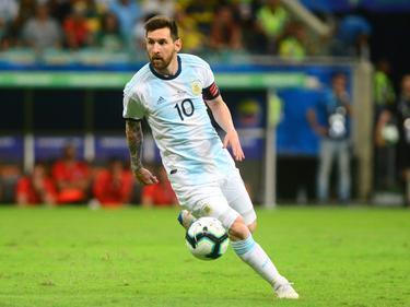 Messi entró en la convocatoria pese a militar en la liga española.