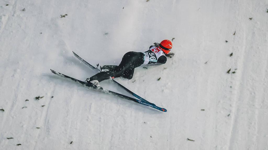 Stephan Leyhe hat sich einen Kreuzbandriss im linken Knie zugezogen