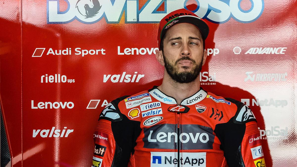 Andrea Dovizioso hat sich zur Lage in der MotoGP geäußert