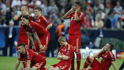 Der FC Bayern musste sich dem FC Chelsea geschlagen geben