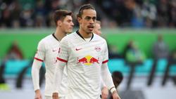Yussuf Poulsen will nach eigener Aussage in Leipzig bleiben