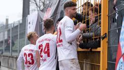 Türkgücü München wird als Aufsteiger aus der Wertung der Regionalliga Bayern genommen