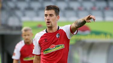 Baptiste Santamaria verlässt den SC Freiburg