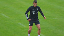 Marc Roca wartet beim FC Bayern weiterhin auf eine echte Bewährungschance
