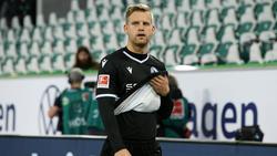 Arne Maier wechselte von Hertha BSC zu Arminia Bielefeld