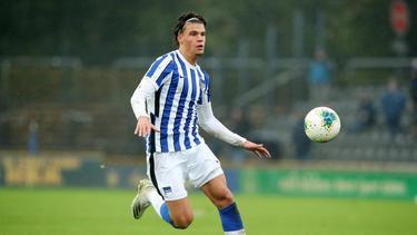 Omar Rekik trägt nicht mehr länger das Trikot von Hertha BSC
