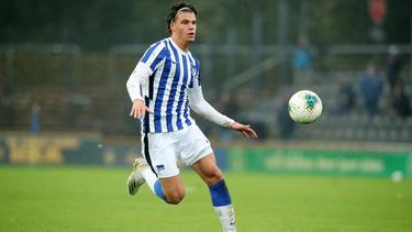 Verlässt Omar Rekik Hertha BSC?