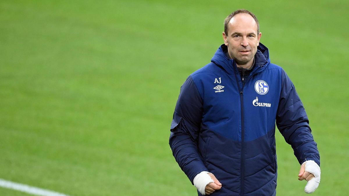 Alexander Jobst ist Marketing-Vorstand beim FC Schalke 04