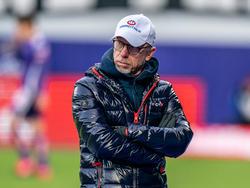 Peter Stöger will mit seinem Team für eine Überraschung sorgen