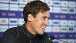 Hannes Wolf ist neuer Trainer in Leverkusen