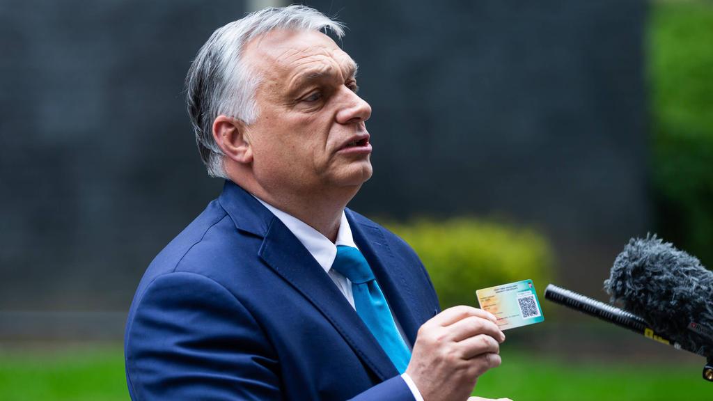 Orban hat die irischen Spieler kritisiert