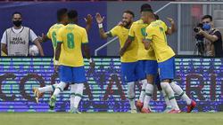 Neymar und Brasilien feiern Auftakterfolg bei der Copa América