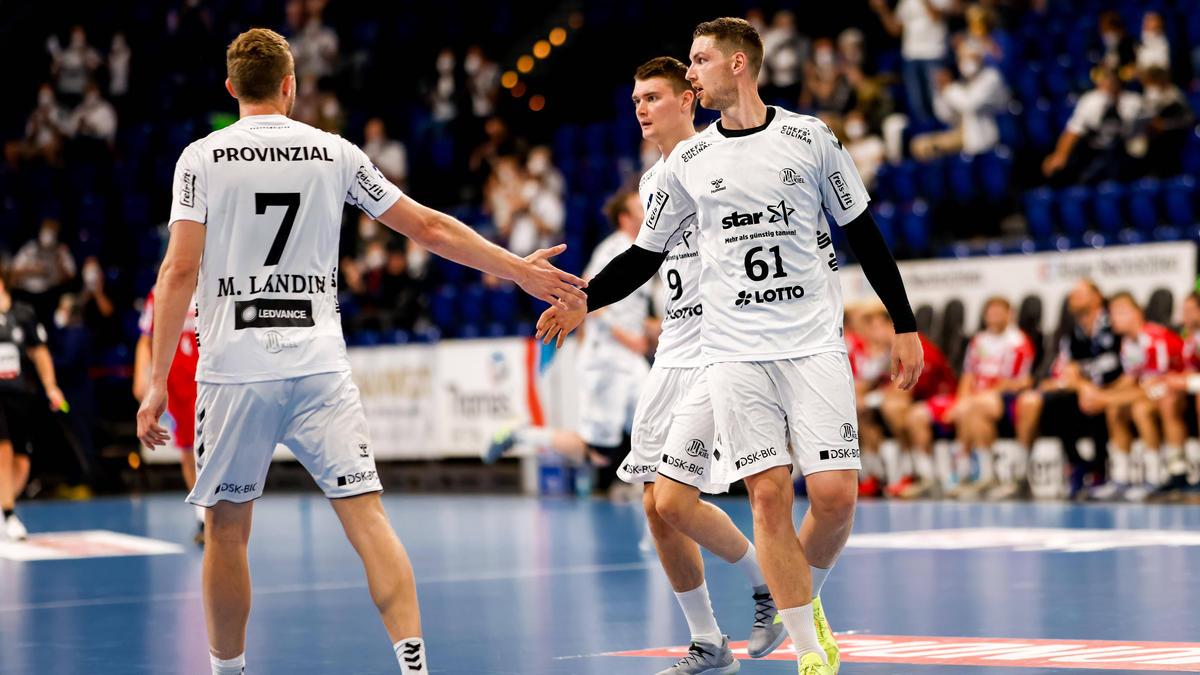 THW Kiel empfängt zum Auftakt der Handball-Bundesliga HBW Balingen-Weilstetten