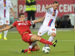 FC Thun gegen FC Basel