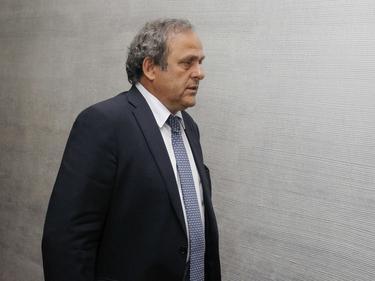 Michel Platini ist Chef der UEFA