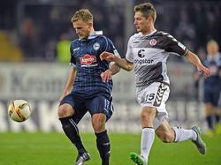 Christoph Hemlein bleibt bis 2018 in Bielefeld