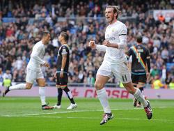 Gareth Bale und Co. haben Rayo Vallecano übel vermöbel