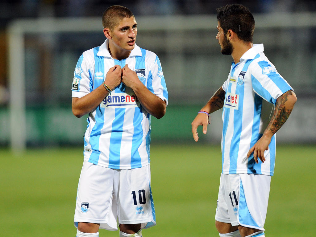 """calcio » News » Italia, di nuovo insieme """"il trio"""" di Pescara"""
