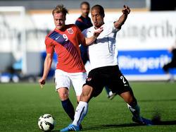 Christian Schoissengeyr im ÖFB-Einsatz gegen Norwegen