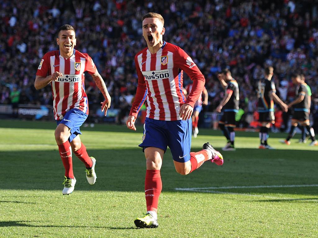 Atlético sorgte für Begeisterung in Spanien