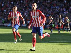 Griezmann hält Atlético weiter im Titelrennen