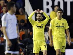 Adrían López trifft auch gegen Valencia