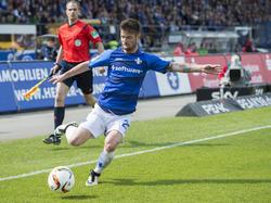 Flankt Marcel Heller vielleicht bald nicht mehr für Darmstadt?