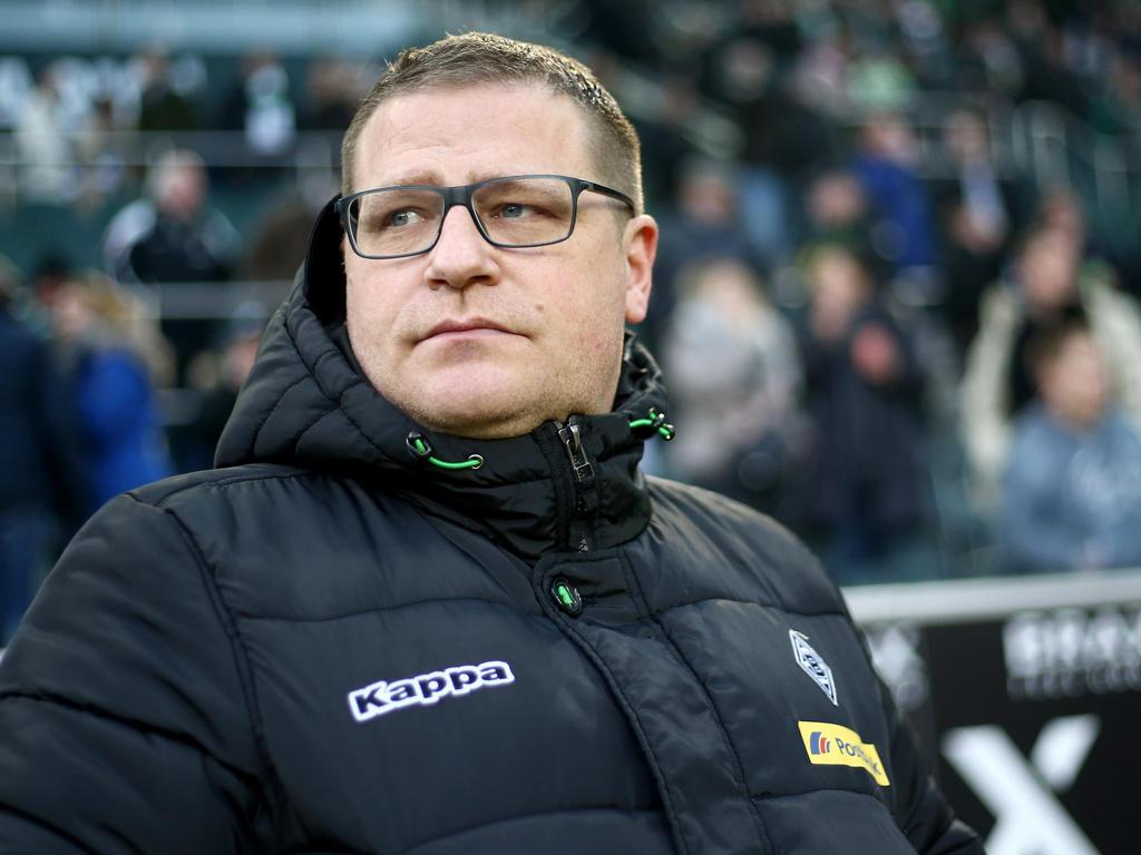 Max Eberl spricht über den Saisonverlauf von Borussia Mönchengladbach