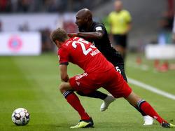 Eintracht vs. Bayern