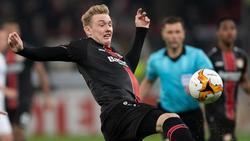 Julian Brandt blüht unter Leverkusens neuem Trainer Peter Bosz auf