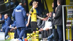 Marco Reus wird dem BVB zwei Spiele lang fehlen